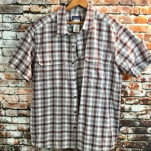 Men's Patagonia shirt ,L